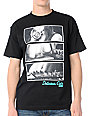 Acrylick Delicious Cuts Black T-Shirt