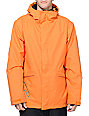 Airblaster Javier Orange 8K Snowboard Jacket