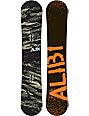 Alibi Sicter 152cm Reverse Camber Snowboard