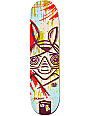 "Alien Workshop Crockett Sketchbook 8.0""  Skateboard Deck"
