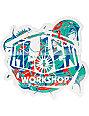 Alien Workshop OG Amazing Sticker