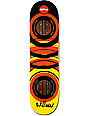 "Almost Willow Hand Painted 8.0""  Impact Support Skateboard Deck"