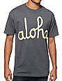 Aloha Army Aloha Charcoal T-Shirt