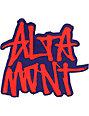 Altamont 4 Logo Sticker