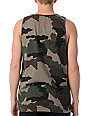 Altamont About Time Camo Tank Top