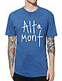 Altamont Bad Writing Washed T-Shirt