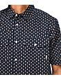 Altamont Chelsea Dark Navy Short Sleeve Button Up Shirt