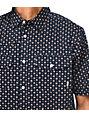 Altamont Chelsea Dark camisa en azul marino