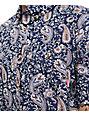 Altamont Four Winds Paisley Woven Button Up Shirt