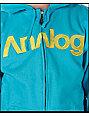 Analog 2009 Blue Hoodie