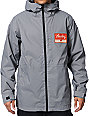Analog Spectrum Grayscale 10K Snowboard Jacket