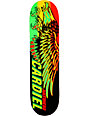 "Anti Hero Cardiel Irie 8.1""  Skateboard Deck"