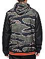Aperture Cascade 10K Tiger Camo Varsity Snowboard Jacket