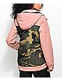 Aperture Glisten Camo & Rose 10K Snowboard Jacket