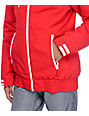 Aperture Harvest Red 10K Snowboard Jacket