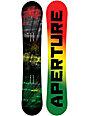 Aperture Spectrum 148cm Rasta Snowboard