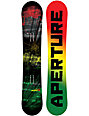 Aperture Spectrum 156cm Rasta Snowboard