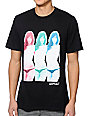 Asphalt Yacht Club Elle x3 Black T-Shirt