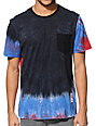 Asphalt Yacht Club Tie Dye Pocket T-Shirt