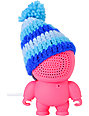 Audiobot Pink Beanie Bot Powered Speaker