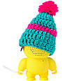 Audiobot Yellow Beanie Bot Powered Speaker
