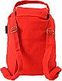 Baggu Red Backpack