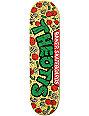 "Baker Theotis Beasley Pizza 8.25""  Pro Model Skateboard Deck"