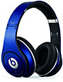 Beats By Dre Limited Edition Studio Blue Headphones