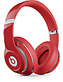 Beats By Dre Studio 2 Red Headphones