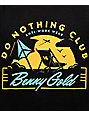 Benny Gold Do Nothing Black T-Shirt