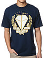 Benny Gold x Diamond Supply Co Navy T-Shirt