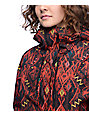 Billabong Akira Tribal & Black 10K Snowboard Jacket