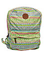 Billabong Beach Mantra Native Print Backpack