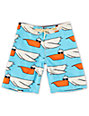 Billabong Boys Pelly Blue Board Shorts