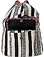 Billabong Caravan Black Stripe Backpack