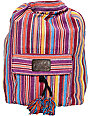 Billabong Caravan Pink Stripe Backpack