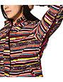 Billabong Cheeky Ikat Stripe 10K Snowboard Jacket