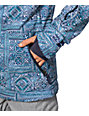 Billabong Cheeky Tile Print 10K Snowboard Jacket