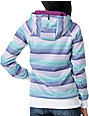 Billabong Lullabye Stripe Pullover Tech Fleece Jacket