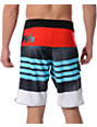Billabong Reverse Red Board Shorts