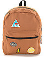 Billabong Rollin Waves Patch Backpack