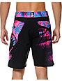 Billabong Sweet Tooth Black & Pink 20 Board Shorts