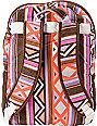 Billabong Take Me With You Tribal Print Backpack