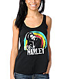 Billabong x Bob Marley Black Marley Love Tank Top