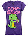 Bitter Sweet Coneasaurus Purple T-Shirt