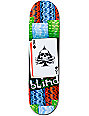 "Blind Poker 8.25""  Skateboard Deck"