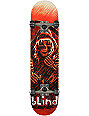 "Blind Raining Blood 7.3""  Complete Skateboard"