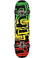"""Blind Rasta Logo 7.3""""  Complete Skateboard"""