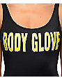 Body Glove Nineteen 89 The Look Black & Yellow One Piece Swimsuit