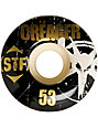 Bones STF Creager Rocker 53mm Skateboard Wheels